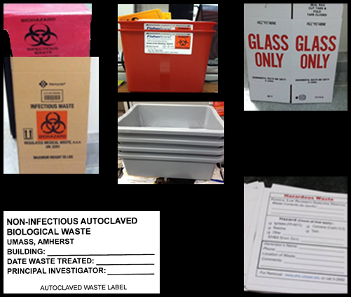 Lab Supplies | Environmental Health & Safety | UMass Amherst