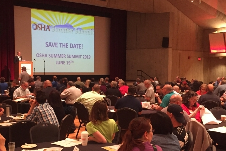 OSHA Safety Summit