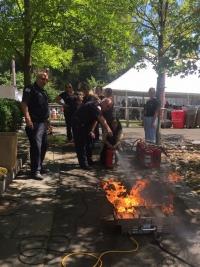 U H S Fire Extinguisher Training